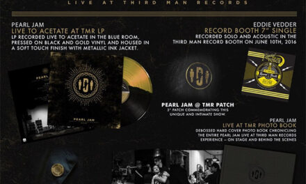 Third Man Records offers Pearl Jam Vault package