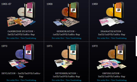 Pink Floyd 'The Early Years, 1965-1972: Individual Volumes' detailed