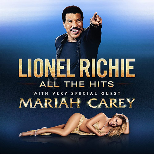 Lionel Richie & Mariah Carey - All The Hits Tour