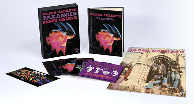 Black Sabbath - Paranoid: Super Deluxe Edition