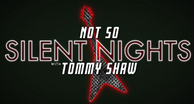 Not So Silent Nights with Tommy Shaw