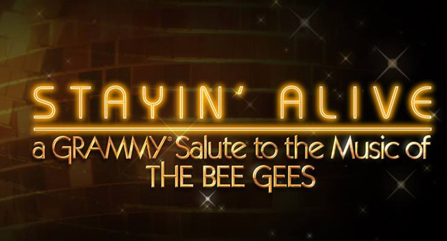 Stayin' Alive: A GRAMMY® Salute To The Music Of The Bee Gees