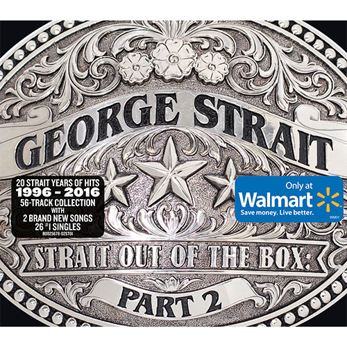 George Strait - Strait Out Of The Box, Part 2