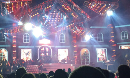 Trans-Siberian Orchestra turns town into winter village on steroids