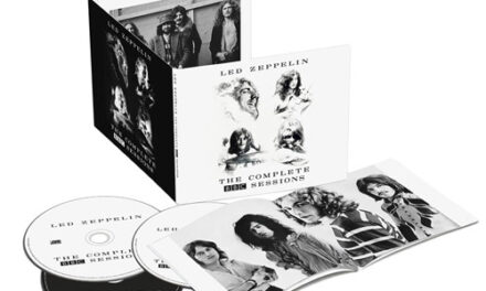 Led Zeppelin announces 'The Complete BBC Sessions'