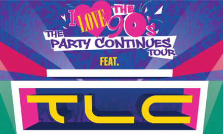 I Love the 90's – The Party Continues Tour with TLC, others