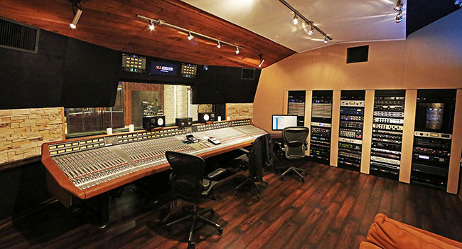 Aftermaster Studios Hollywood