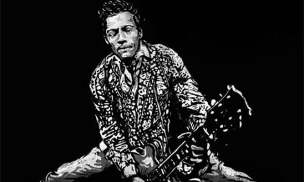 Chuck Berry's 'Chuck' set for June release