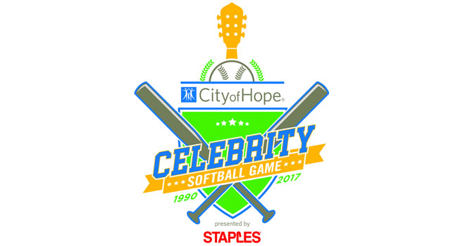 2017 City of Hope Celebrity Softball Game