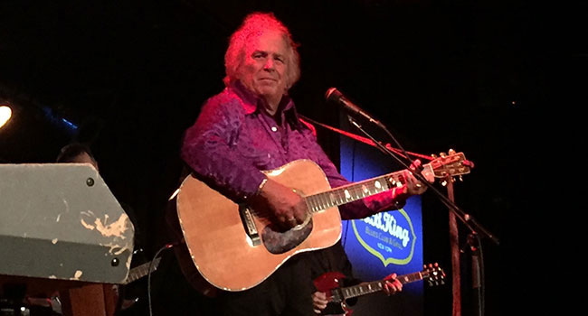 Don McLean's music transcends generations at New York City concert - The Music Universe