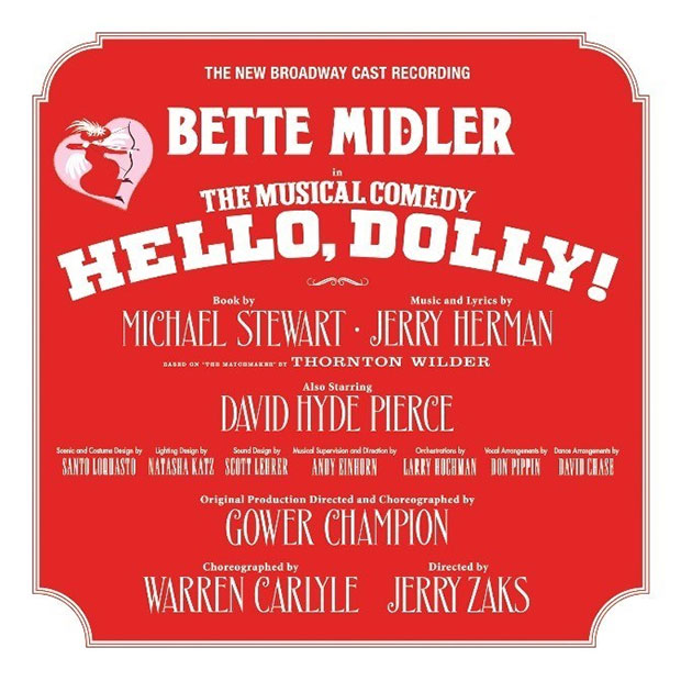 The New Broadway Cast Recording of Hello, Dolly!