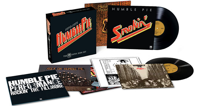 UMe announces Humble Pie vinyl box set - The Music Universe