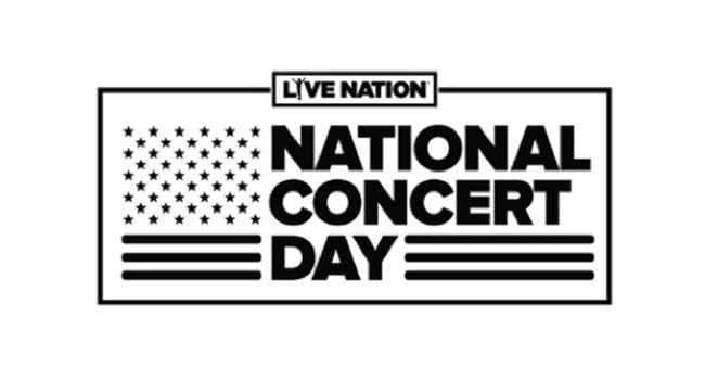 Live Nation - National Concert Day
