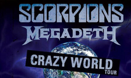 Scorpions announce tour dates with Megadeth