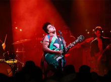 Alabama Shakes performs at USO and Sailor Jerry Welcome Party