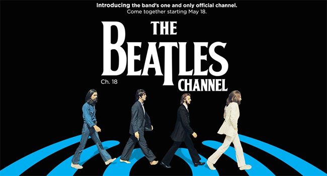 SiriusXM The Beatles Channel