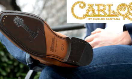 Carlos Santana launches Kickerstarter campaign for men's shoes