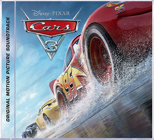 Cars 3 Original Motion Picture Soundtrack