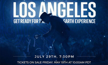 Garth Brooks returns to Los Angeles Forum after 21 years