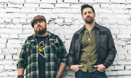 Jericho Woods mix roots, rock, country, bluegrass