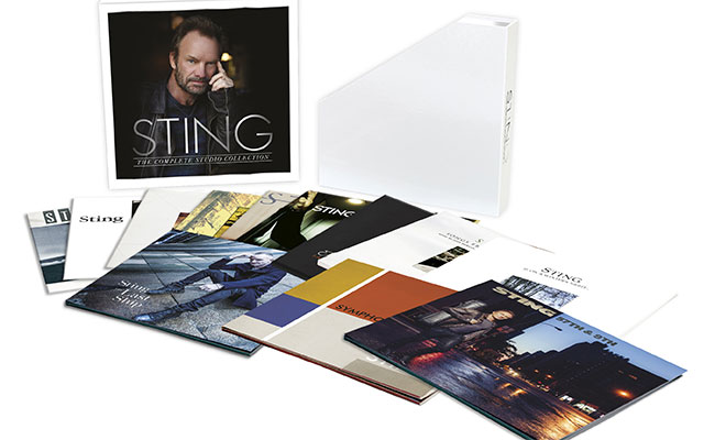 Sting: The Complete Studio Collection LP