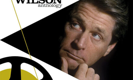First ever Brian Wilson Anthology set announced