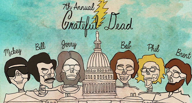 Grateful Dead Meet-Up at the Movies 2017
