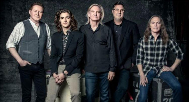 The Eagles with Vince Gill & Deacon Frey