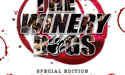 """The Winery Dogs announce """"Dog Years"""" live project"""
