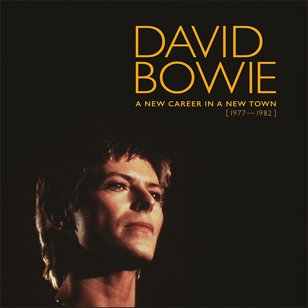 David BowieA New Career In A New Town (1977-1982)