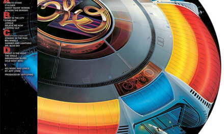 ELO's 'Out Of The Blue' gets 2 LP Picture Disc treatment