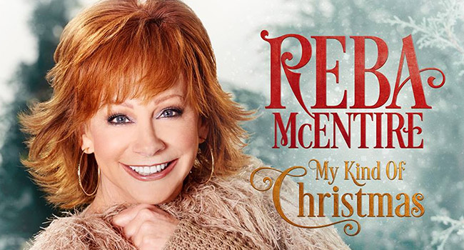 Reba announces 'My Kind of Christmas' wide release with additional songs