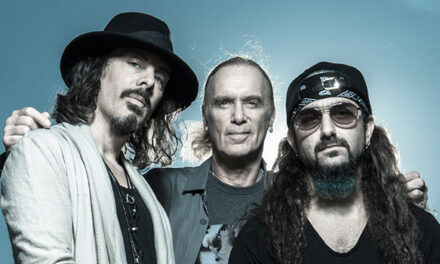Exclusive: Billy Sheehan talks The Winery Dogs' 'Dog Years Live in Santiago'