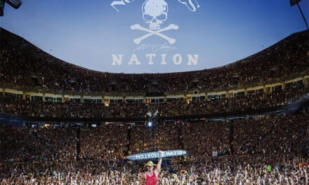 Kenny Chesney's 'Live In No Shoes Nation' takes No. 1 spot