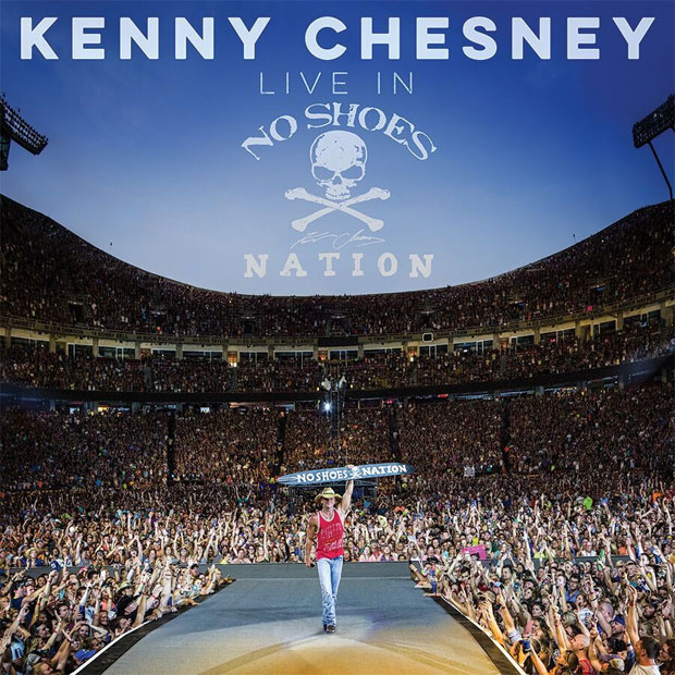 Kenny Chesney: Live in No Shoes Nation