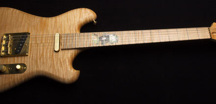 Jerry Garcia honored with eco-friendly 'Ocean' guitar for 75th birthday