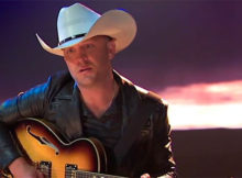 Justin Moore on Jimmy Kimmel Live!