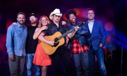 'Brad Paisley's Comedy Rodeo' trailer released