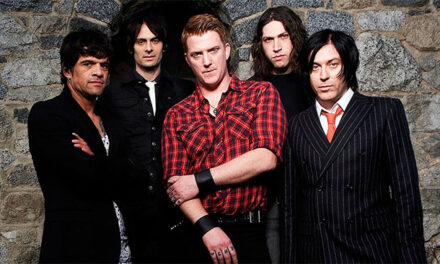Queens of the Stone Age announce 2018 tour dates