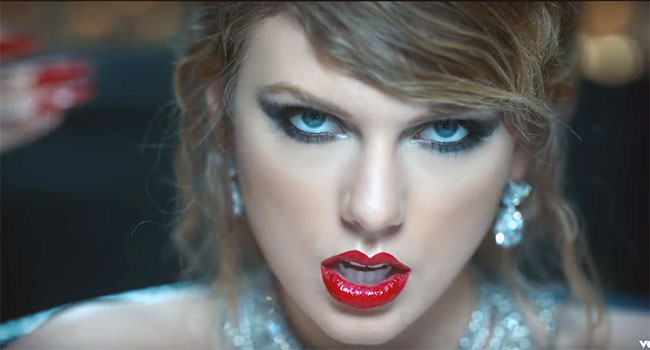 Taylor Swift's new single proves she's done taking shit from people