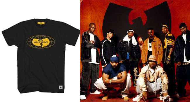 Wu-Tang Clan relaunches Wu Wear with Live Nation Merchandise