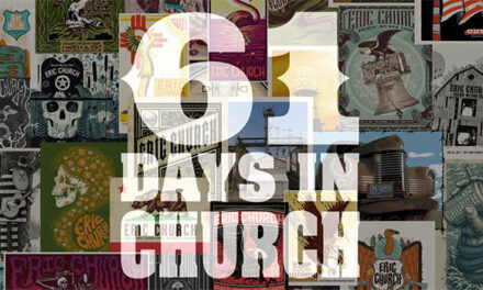 Eric Church releases 30 more '61 Days in Church' songs