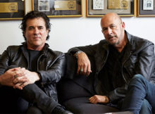 Scott Borchetta & John Varvatos