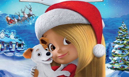 Mariah Carey animated film coming to home video Nov 14th