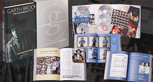 Garth Brooks: The Anthology Part 1, The First Five Years