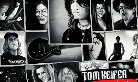 Tom Keifer announces 'The Way Life Goes Deluxe Edition'