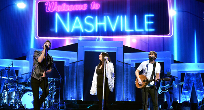 Lady Antebellum in Nashville