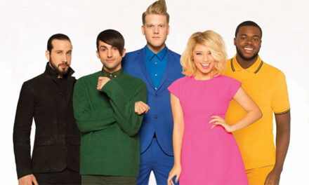 A musical illusion with Pentatonix at PA's Allentown Fair