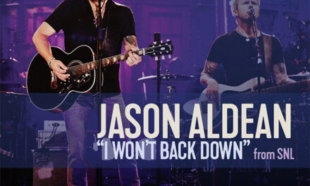 Jason Aldean releases 'SNL' Tom Petty tribute for charity
