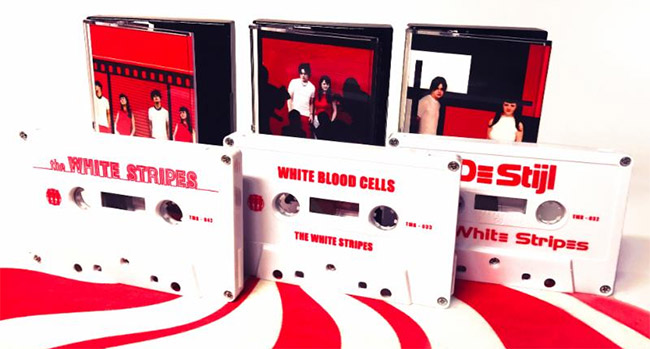 The White Stripes Cassette Store Day 2017